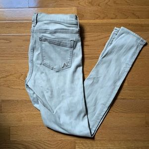 Express Mid Rise Jegging